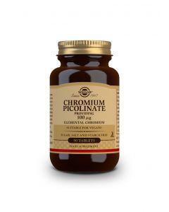Solgar Chromium Picolinate 100 μg 90 tabs