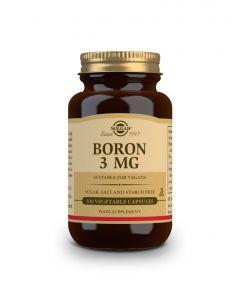 Solgar Boron 3 mg 100 veg.caps