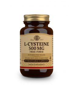Solgar L-Cysteine 500 mg 30 veg.caps
