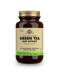 Solgar Green Tea Leaf Extract 60 veg. caps