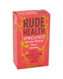Rude Health Sprouted Whole Wheat Flour Organic 500 gr