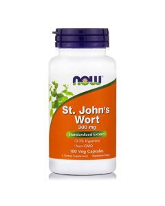 Now St. John's Wort 300 mg 100 caps