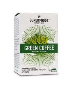 Superfoods Πράσινος Καφές 90 caps