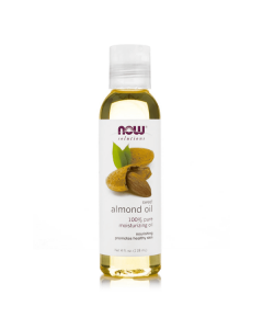 Now Solutions Sweet Almond Oil 118 ml