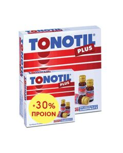Tonotil Plus 10 amp x 10 ml & Δώρο 3 amp