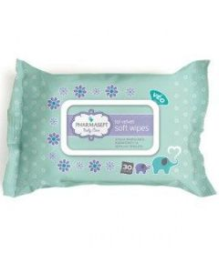 Pharmasept Baby Care Tol Velvet Soft wipes 30 pcs