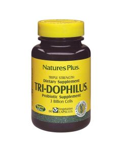 Nature's Plus Tri-Dophilus 60 veg.caps