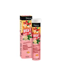 InoPlus Vita Cold & Flu 20 eff tabs