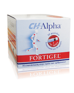 Vivapharm CH Alpha Fortigel 2 x 30 amp x 25 ml