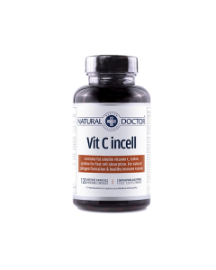 Natural Doctor Vit C Incell 120 vcaps