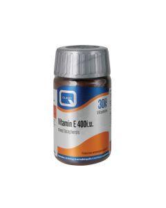 Quest Vitamin E 400 IU mixed tocopherols 30 caps