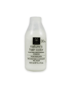 Apivita Nature's Hair Color Γαλάκτωμα Ενεργοποίησης Χρώματος 30 vol 150 ml