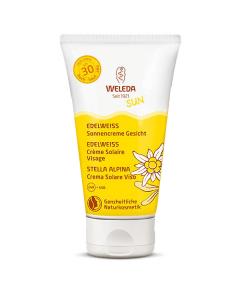 Weleda Sun Edelweiss Sunscreen Face Lotion SPF30 50 ml
