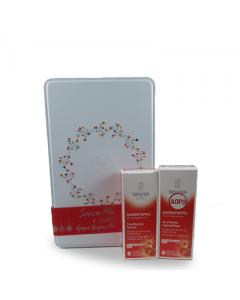 Weleda Gift Set Serum Ρόδι Συσφιγκτικό 30 ml & Δώρο Κρέμα Ημέρας Ρόδι Συσφιγκτική 30 ml