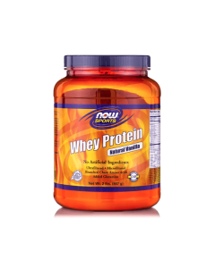 Now Sports Whey Protein Natural Vanilla 907 gr