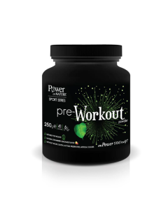 Power of Nature Sport Series pre-Workout 250 gr