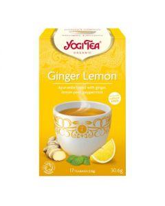 Yogi Tea Ginger Lemon 30.6 gr
