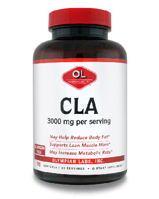 Olympian Labs CLA 1000 mg 90 softgels