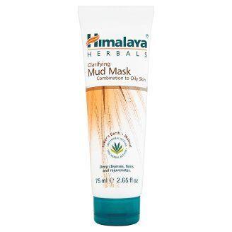 Himalaya Clarifying Mud Mask combination-oily skin 75 ml