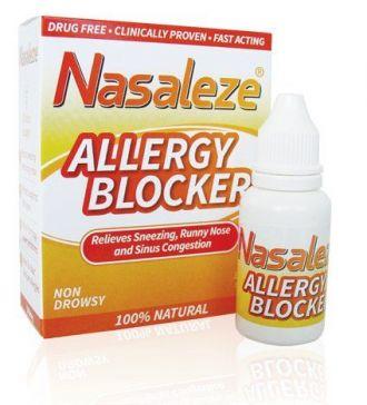 Nasaleze Allergy Blocker nasal spray