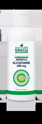 Doctor's Formulas Λιποσωμιακή Glutathione 450 mg 120 ml