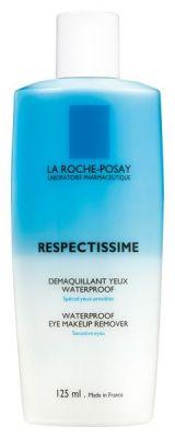 La Roche Posay Respectissime Demaquillant Yeux Waterproof 125 ml