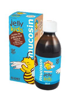Eladiet Jelly Kids Mucosin 250 ml