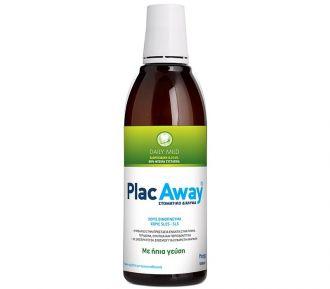Plac Away Daily Mouthwash Mild 500 ml