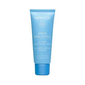 Apivita Aqua Beelicious Hydrating Gel - Cream Light Texture 40 ml
