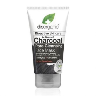 Dr. Organic Charcoal Pore Cleansing Face Mask 125 ml