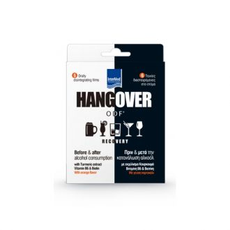 Intermed Hangover ODF recovery 6 oral films