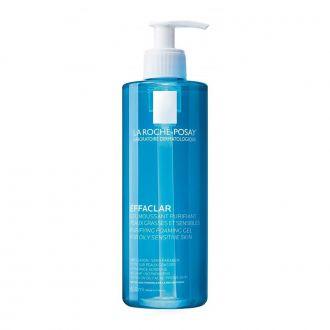 La--Roche--Posay--Effaclar--Gel--Moussant--Purifiant--400--ml