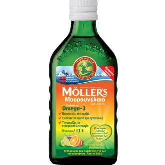 Mollers--Cod--Liver--Oil--Tutti--Frutti--250--ml