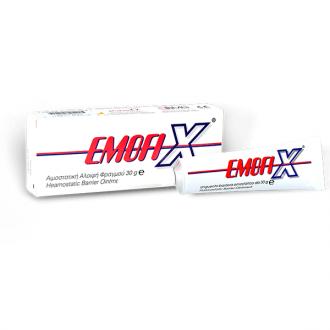 PharmaQ EmofiX haemostatic barrier ointment 30 gr