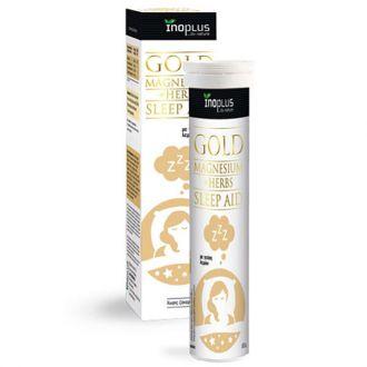 InoPlus Gold Sleep Aid Magnesium & Herbs 20 eff tabs
