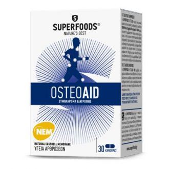 Superfoods Osteoaid 30 caps