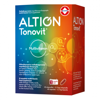 Altion Tonovit Multivitamin 40 softcaps