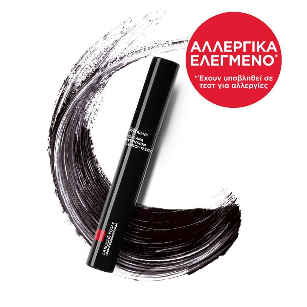 76839d53cbf La Roche Posay Toleriane Mascara Extension Allergy Tested Noir 8.1 ml