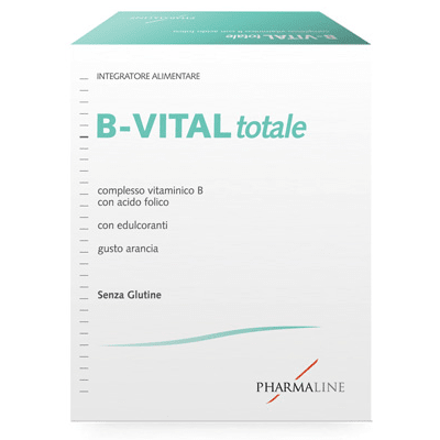 Pharmaline B Vital Totale 20 Eff Tablets
