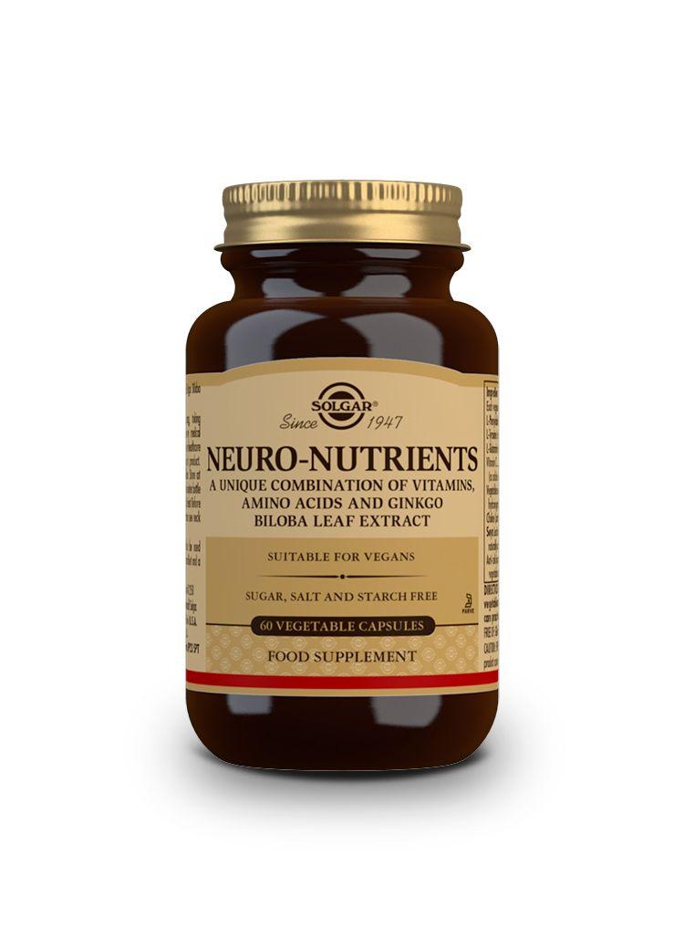 Solgar Neuro Nutrients 60 veg caps