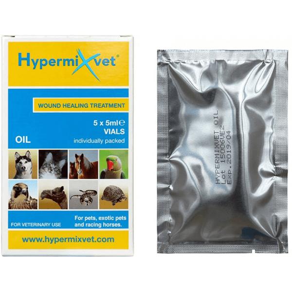 Hypermixvet Oil 5 vials x 5 ml