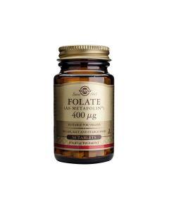 Solgar Folate (Metafolin) 400 μg 50 tabs