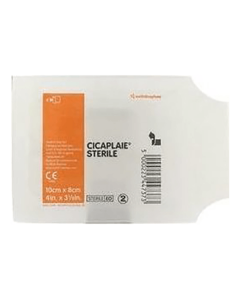 Smith & Nephew Cicaplaie Sterile 10 x 8 cm