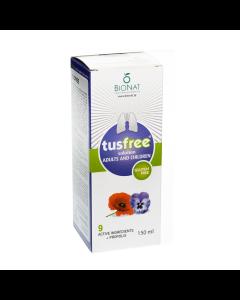 Bionat Tusfree syrup 150 ml