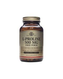 Solgar L-Proline 500 mg 100 veg.caps