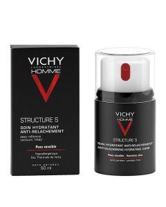 Vichy Homme Structrure S 40+ cream 50 ml