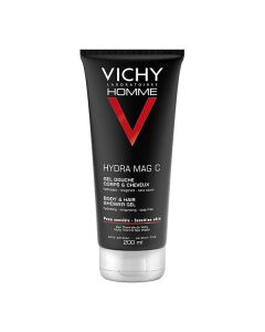 Vichy Homme Hydra Mag-C Gel Douche 200 ml