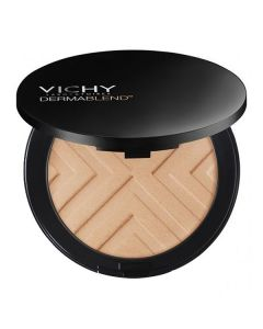 Vichy Dermablend Covermatte Compact Powder Foundation SPF25 Opal 15 9.5 gr