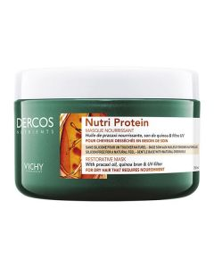 Vichy Dercos Nutrients Nutri Protein Restorative Mask 250 ml