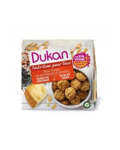 Dukan Mini Shortbreads Parmezan cheese 100 gr